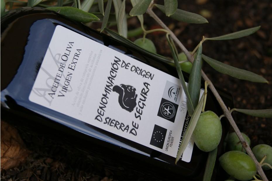 La DO Sierra de Segura produce 24 millones de kilos de aceite de oliva en la campaña 15-16