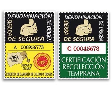 """Ocho almazaras de la DO """"Sierra de Segura"""" ya utilizan la certificación de recolección temprana"""