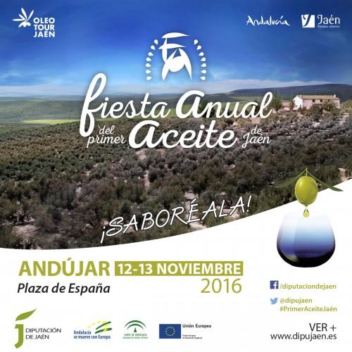 """Promoción de la Denominación de Origen """"Sierra de Segura"""" en la III """"Fiesta del Primer Aceite de Jaén"""""""
