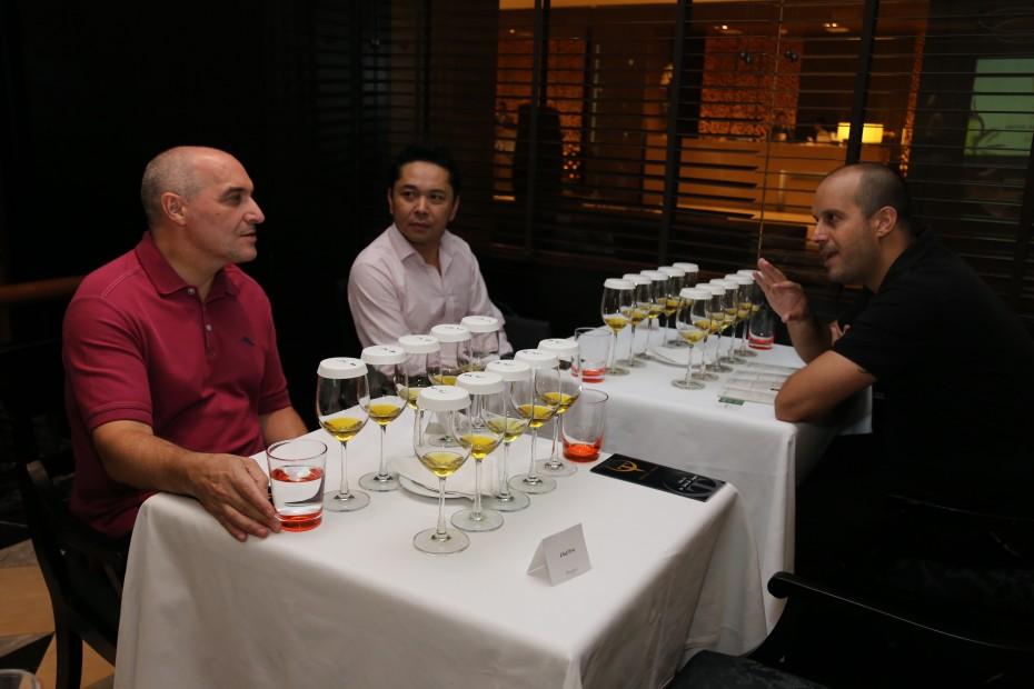 El aceite Tierras de Tavara con DO Sierra de Segura se promociona entre importadores y cocineros de alto nivel en Tailandia