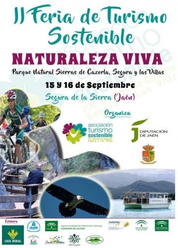 """La Denominación de Origen """"Sierra de Segura"""" estará  en la II Feria del Parque Natural de las Sierras de Cazorla, SEGURA y las Villas"""