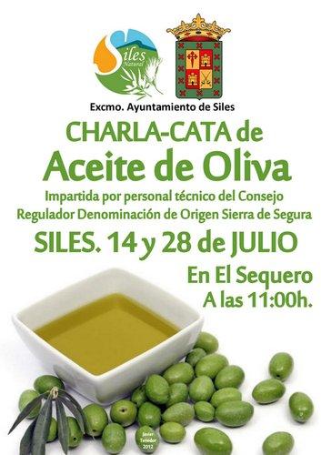 """La DO """"Sierra de Segura"""" realiza mañana una cata dirigida de aceites en Siles"""