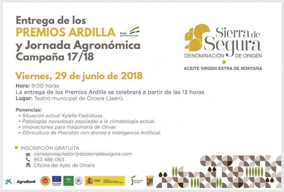 """La DO """"Sierra de Segura"""" organiza el viernes una jornada agronómica sobre sanidad vegetal e innovaciones tecnológicas"""
