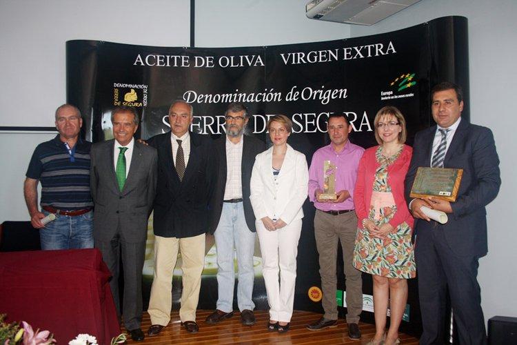 """El CRDO """"Sierra de Segura"""" reconoce la calidad de los mejores aceites de la campaña con los Premios Ardilla"""