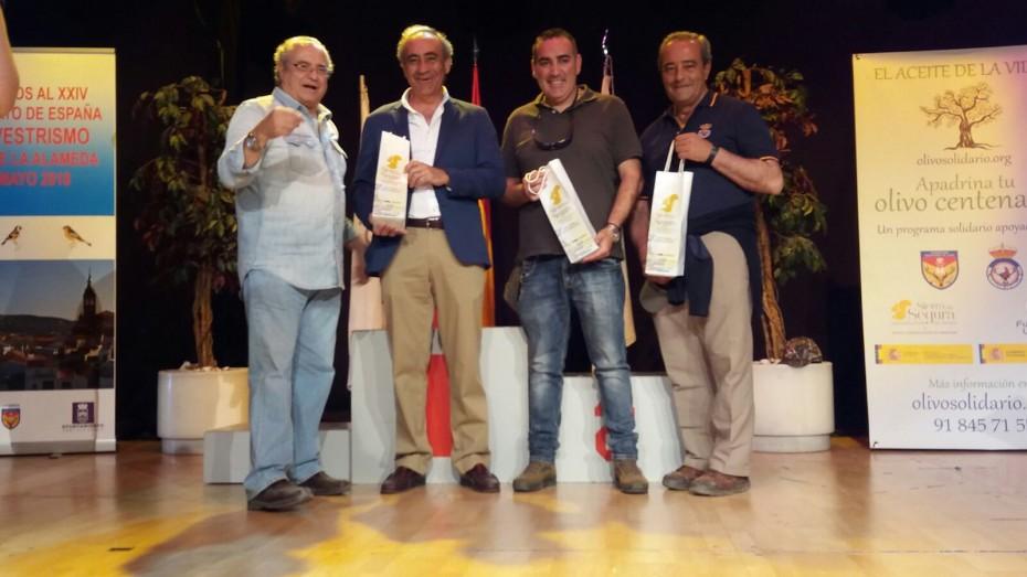El aceite de la vida presente en el XXIV Campeonato de España de Silvestrismo modalidad de cante en la Comunidad de Madrid