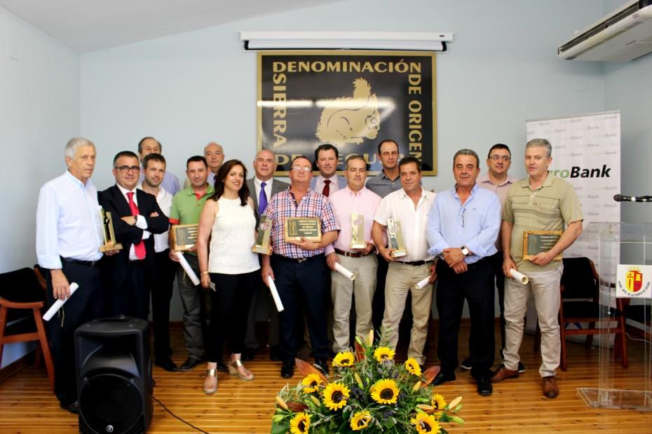 """La Denominación de Origen """"Sierra de Segura"""" reconoce a los mejores aceites y almazaras de la campaña 16/17con los Premios Ardilla a la calidad"""