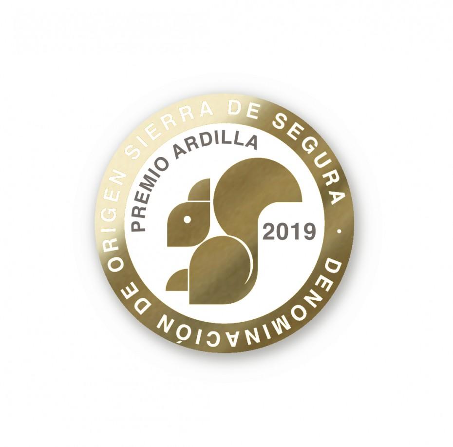 Sello Premio Ardilla para que los consumidores identifiquen los mejores aceites DO Sierra de Segura