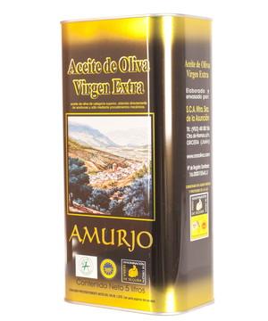 Amurjo  Denominación de Origen Sierra de Segura